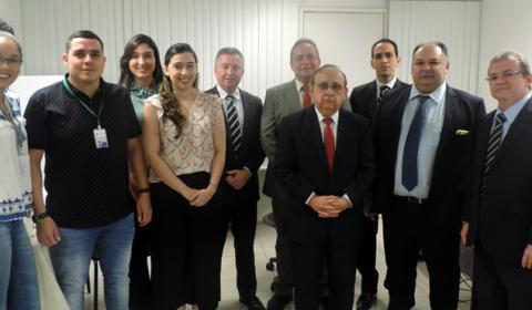 Corregedoria-Geral da Justiça prossegue com trabalhos de inspeção em Fortaleza