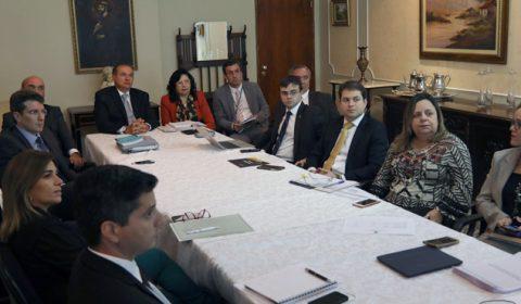 Projetos do Judiciário para biênio 2019-2021 são avaliados durante reunião
