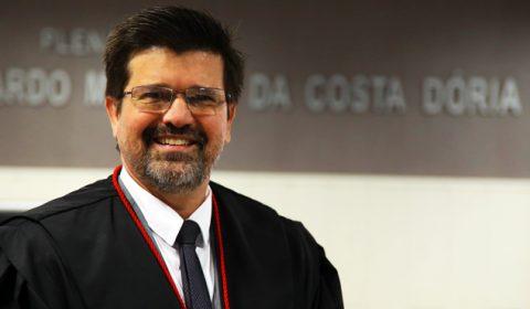Juiz Sérgio Parente toma posse nesta sexta-feira no cargo de desembargador do TJCE