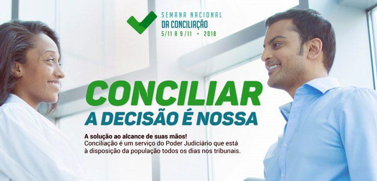 Semana da Conciliação: Justiça do Ceará realiza 3.934 audiências nos primeiros três dias