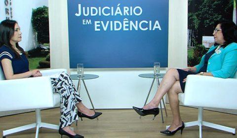 """Presidente do TRE-CE faz balanço das Eleições 2018  no programa """"Judiciário em Evidência"""""""