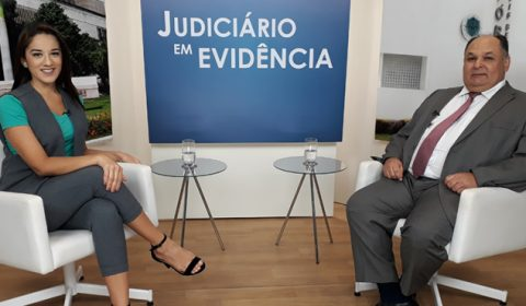 """""""Judiciário em Evidência"""" traz entrevista com o diretor do Fórum Clóvis Beviláqua"""