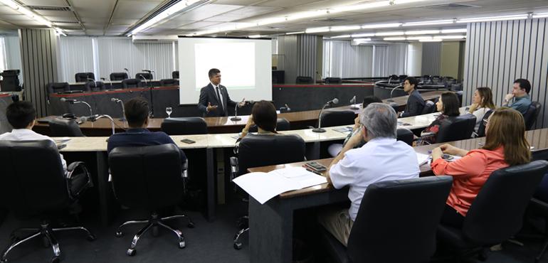 Seminário de auditoria no TJCE possibilita a troca de experiências e de conhecimentos da área