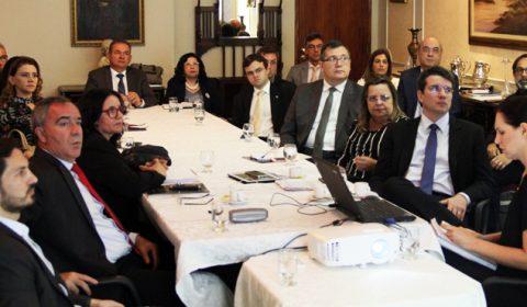 Reunião de transição discute planejamento do TJCE para o próximo biênio