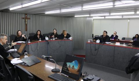 Desembargadores da 1ª Câmara de Direito Privado julgam 1.109 processos em 2018