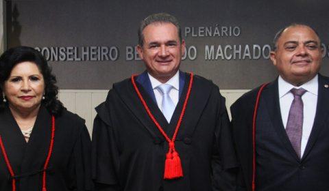 Pleno empossa nova Direção do Poder Judiciário para biênio 2019-2021