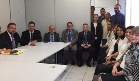 Corregedoria-Geral da Justiça realiza inspeção no primeiro dia do retorno das atividades forenses