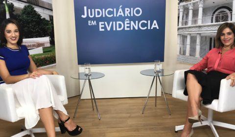 """""""Judiciário em Evidência"""" traz entrevista sobre ações realizadas pelo Fórum das Turmas Recursais"""