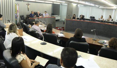 Presidente do TJCE apresenta Programa de Serviço Voluntário para aprovados em seleção