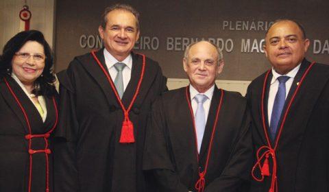 Novos gestores do Poder Judiciário cearense  tomam posse dia 31 de janeiro