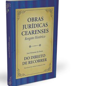 Do Direito de Recorrer – José Miramar da Ponte