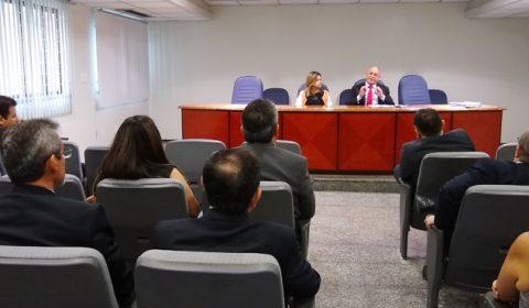 Coordenação dos Juizados Especiais discute estratégias para aumento da produtividade