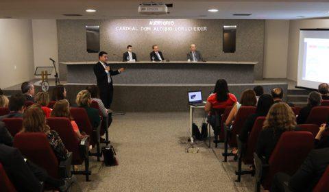 Presidente do TJCE apresenta Plano Estratégico da Gestão a juízes