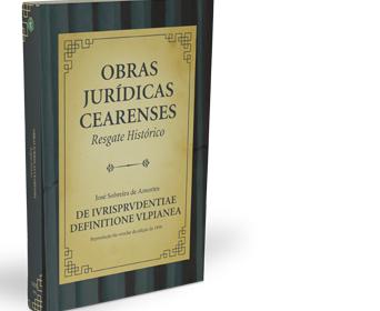 De Ivrisprvdentiae Definitione Vlpianea – José Sobreira de Amorim