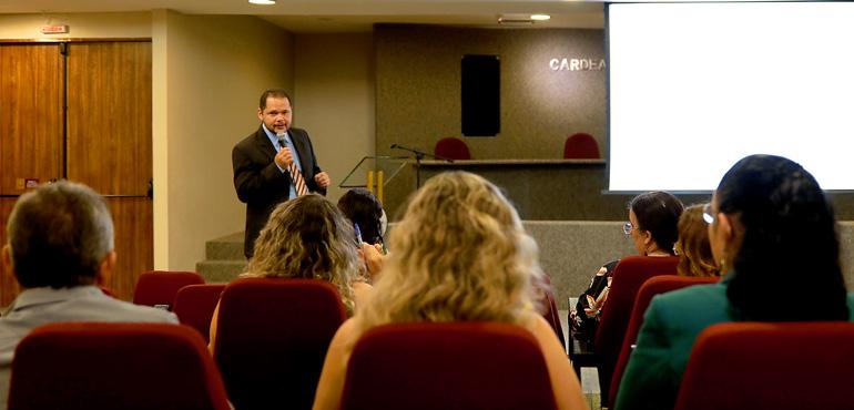 Comitê Executivo de Saúde encerra ciclo de palestras sobre saúde suplementar no TJCE