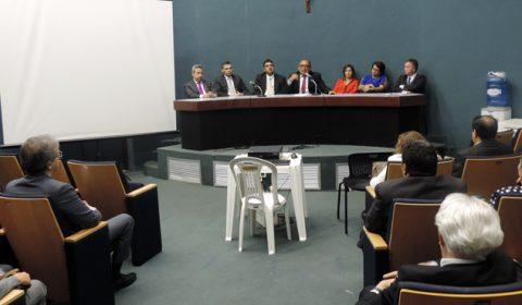 Corregedor-geral da Justiça abre I Ciclo de Inspeções Judiciais de 2019
