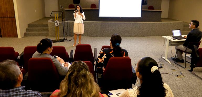 Cobertura assistencial, carência, emergência e atendimento são temas de palestra no TJCE