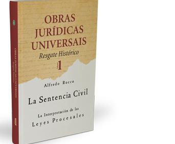 La Sentencia Civil –  Alfredo Rocco