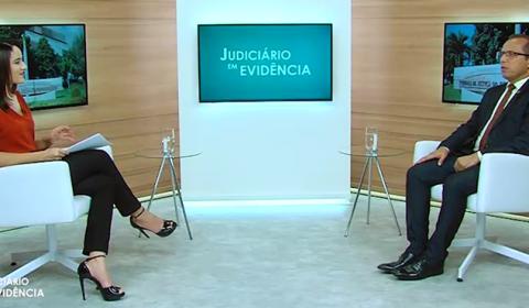 Ações voltadas para segurança promovidas pelo Judiciário cearense são destaque em programa de TV