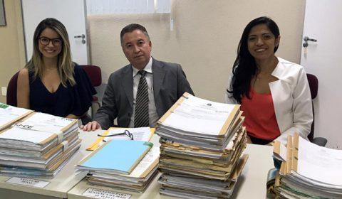 Juízes auxiliares da Corregedoria-Geral da Justiça inspecionam unidades judiciárias do Interior