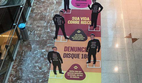 TJCE e RioMar Fortaleza lançam campanha de combate à violência contra mulher