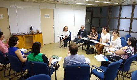 Reunião do NAT-Jus discute o aprimoramento do atendimento no Estado
