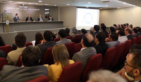 "Tribunal de Justiça apresenta ""Programa Celeridade"" para membros da OAB Ceará"