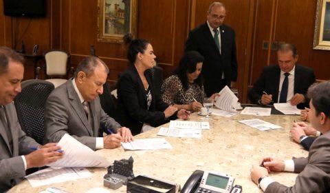 """Tribunal de Justiça firma parceria com instituições para fortalecer programa """"Um Novo Tempo"""""""
