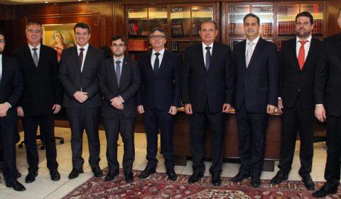 TJCE apresenta Plano de Gestão do biênio para nova Diretoria da OAB Ceará