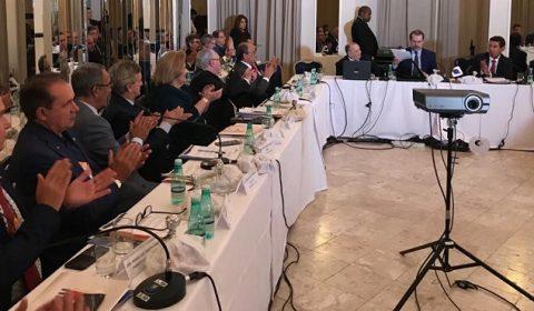 Presidente do TJCE participa de Encontro do Conselho dos Tribunais de Justiça na Bahia
