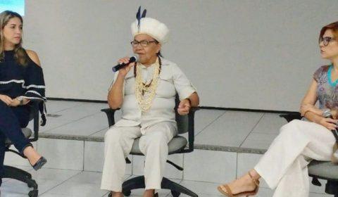 Juizado da Mulher participa de roda de conversa sobre conquistas e desafios no mundo de hoje