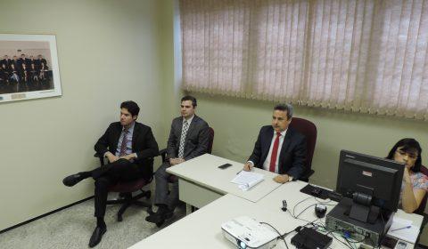 Corregedoria-Geral realiza primeira instrução de sindicância por videoconferência no Ceará