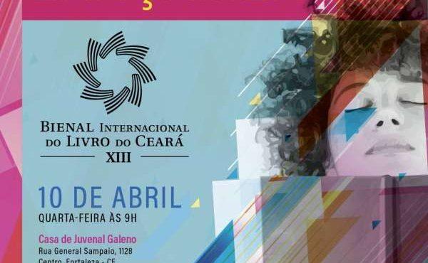 Lançamento da XIII Bienal Internacional do Livro do Ceará