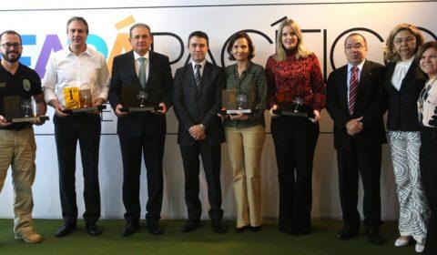 Ceará Pacífico: TJCE, governador e MPCE destacam importância das parcerias para os bons resultados