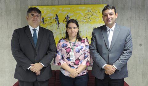 Corregedoria da Justiça e Receita Federal planejam  parceria na área de serviço extrajudicial