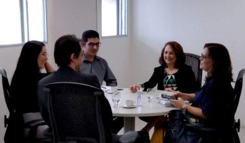 Comitê Executivo se reúne com defensores públicos do Núcleo de Defesa da Saúde