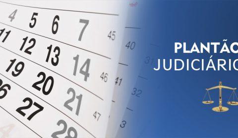 Magistrados atuam em regime de plantão no feriado da Semana Santa e fim de semana