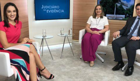 """Remuneração de conciliadores e mediadores é assunto de entrevista no """"Judiciário em Evidência"""""""