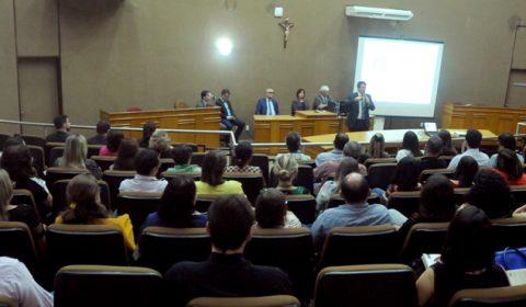 Gestores do TJCE apresentam Programa Celeridade para magistrados e servidores no Fórum
