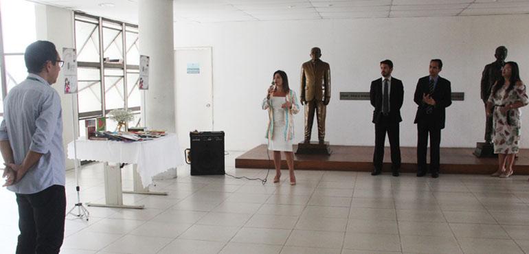 Campanha que incentiva troca e doação de livros é lançada no Fórum Clóvis Beviláqua