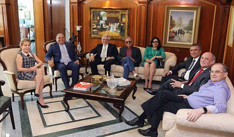 Corregedor-geral destaca sintonia entre instituições do Poder Judiciário
