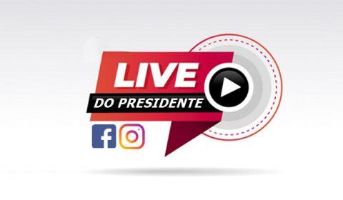 Presidente do TJCE faz balanço dos 100 dias de Gestão em live nas redes sociais nesta segunda-feira