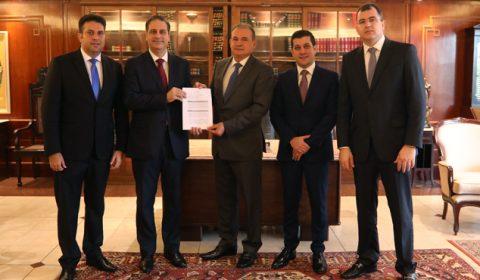 Tribunal de Justiça recebe da OAB-CE relatório com propostas para agilizar trâmite processual