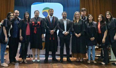 Justiça estadual realiza júri simulado para estudantes de Direito