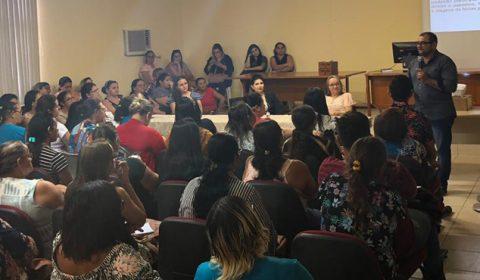 Comarca de Morada Nova promove palestra sobre Programa de Apadrinhamento de Crianças