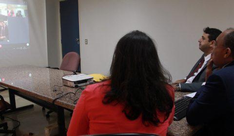 Corregedoria da Justiça promove inspeção por videoconferência nas comarcas da Região de Sobral