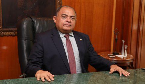 Corregedoria cidadã: desembargador Teodoro Santos avalia ações dos 100 primeiros dias da Gestão
