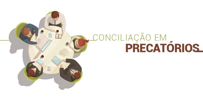 TJCE inicia nova pauta de audiências de conciliação em precatórios envolvendo credores Estado