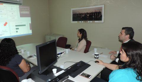 Corregedoria-Geral apresenta, por videoconferência, Sistema de Estatística para servidores de Quixadá
