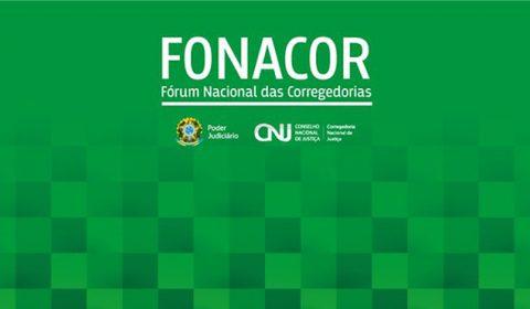 Magistrados cearenses participam do Fórum Nacional das Corregedorias em Brasília